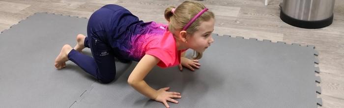Fyzioterapie dětí