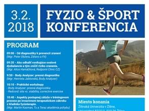 Konference Fyzio&Sport