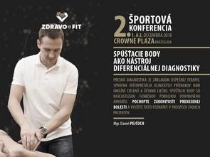 Druhá Fyzio&Sport konference