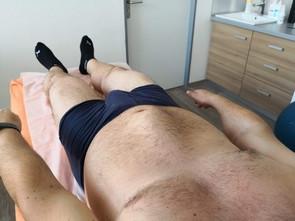 Diastáza břišních svalů