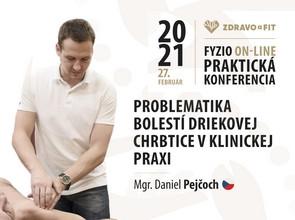 Fyzio on-line praktická konference